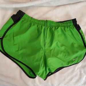 Women's Nike Workout Shorts w/inner spandex short